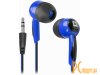Наушники Defender Basic 604 Черный+синий (63608)