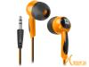Наушники Defender Basic 604 Черный+оранжевый (63606)