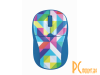 Мышь Trust Primo Wireless Mouse Blue-Geometry (21480)