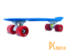 Скейты: Maxcity MC Plastic Board small Blue 2770961477514