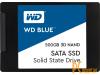 """SSD 500GB WD WDS500G2B0A 25"""" SATA-III"""