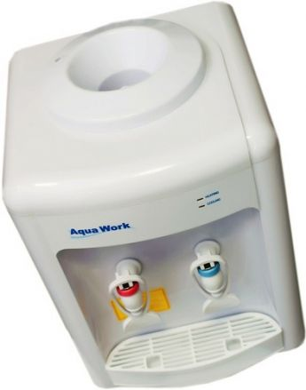 Кулеры для воды: Aqua Work 36TKN White 10081