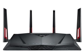 Wi-Fi роутеры: ASUS  RT-AC88U