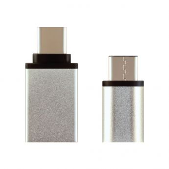 USB A/B/Micro/Mini/Type-C: Ginzzu USB - USB Type-C 3.1 / MicroUSB Adapter GC-885S GC 885S