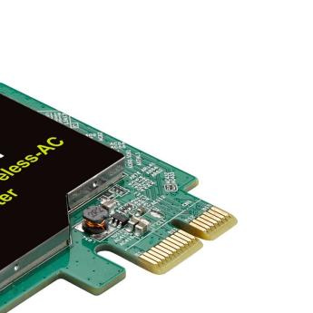 Wi-Fi адаптеры: ASUS  PCE-AC51