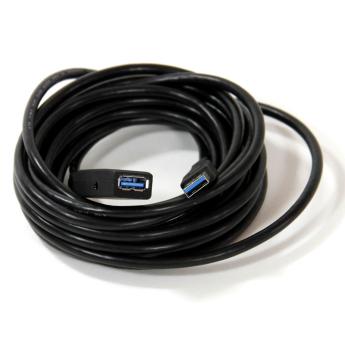 USB A/B/Micro/Mini/Type-C: Vcom USB 3.0 Repeater 5m CU827-5M