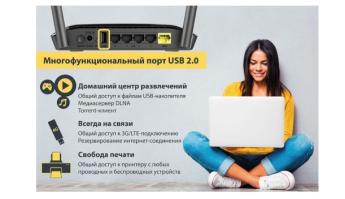 Wi-Fi точки доступа: D-Link  DIR-620S