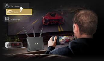 Wi-Fi роутеры: ASUS  RT-AC65P