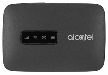 3G / 4G LTE / GSM модемы и роутеры: модем Alcatel Link Zone 2G/3G/4G Black  MW40V-2AALRU1