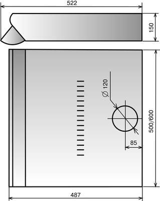 Кухонные вытяжки: Elikor Europa 50П-290-П3Л Black 840476