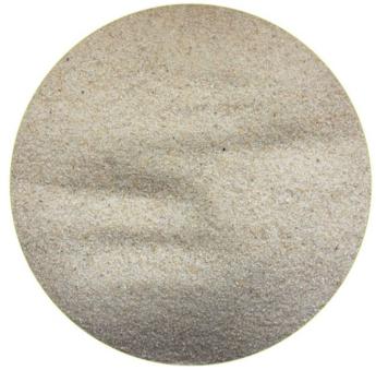 Грунты для аквариумов и террариумов: кварцевый песок Эко грунт 0.3-0.9mm 1kg White  520010