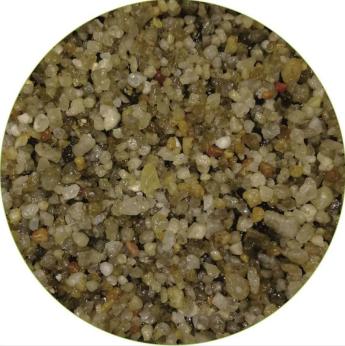 Грунты для аквариумов и террариумов: натуральный кварцевый грунт Эко грунт Куба-XL 2.0-5.0mm 3.5kg c-0123 г-0123