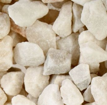 Грунты для аквариумов и террариумов: мраморная крошка Эко грунт 5-10mm 3.5kg White  г-0151
