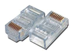lan connector rj45 plug3up6-5