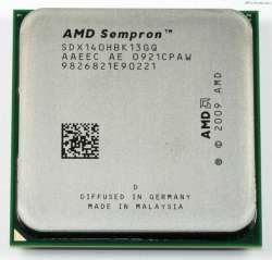 cpu s-am3 sempron 140 oem