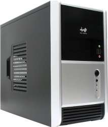 case inwin emr006 rb-s450hq7 black-silver