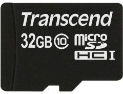 flash microsdhc 32g class10 transcend ts32gusdhc10