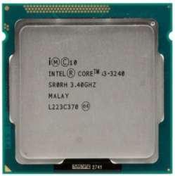 cpu s-1155 core-i3-3240 oem