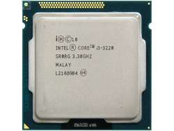 discount cpu s-1155 core-i3-3220 oem used