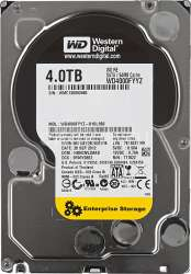 hdd wd 4000 wd4000fyyz sata-iii server