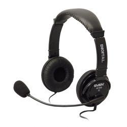 headphone sven ap-830+microphone