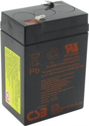 ups battery csb gp645 6v 4-5ah