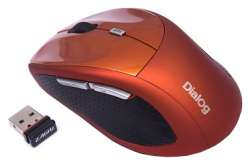 ms dialog wireless mrok-18u orange