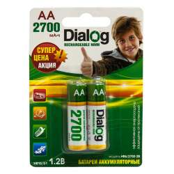 other battery ni-mh dialog hr6-2700-2b aa