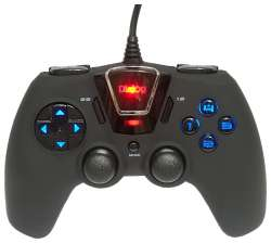 ms gamepad dialog gp-m24 black
