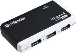 usb defender quadro infix 4port