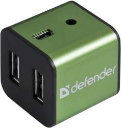 usb defender quadro iron 83506 4port
