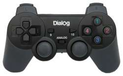 discount ms gamepad dialog gp-a11rf used