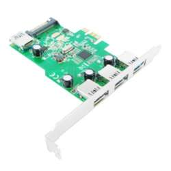 adapter speeddragon pci-e usb3 eu306a-3-bu01 oem