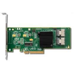 serverparts raid adapter lsi 9211-8i sas-sata