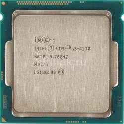 cpu s-1150 core-i3-4170 oem