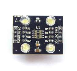 arduino sensor color recognition tcs3200