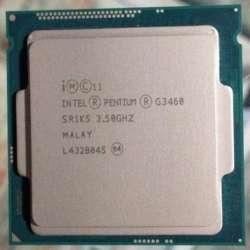 cpu s-1150 pentium-g3460 oem