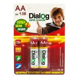other battery dialog lr6-2b blister