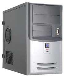 case inwin emr018 rb-s450hq7-0 black-silver