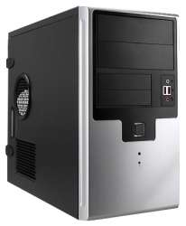 case inwin emr009 rb-s450hq7-0 black-silver