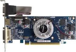 vga gigabyte pci-e gv-r523d3-1gl 1024ddr3 64bit box