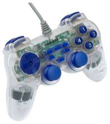 ms gamepad dialog gp-f10el blue