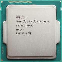 serverparts cpu xeon e3-1230v3 oem