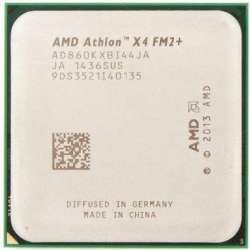 cpu s-fm2+ athlon x4 860k oem