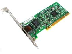 discount lan card intel pro-1000gt 82541pi used