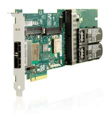 discount serverparts adapter hp smartarray p800 sas-sata raid used