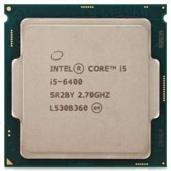 cpu s-1151 core-i5-6400 box
