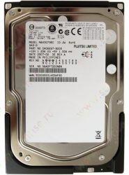 discount serverparts hdd fujitsu 73 max3073rc sas used