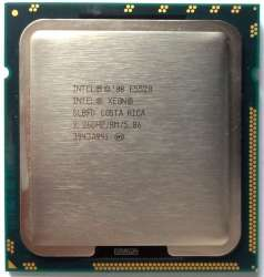 discount serverparts cpu xeon e5520 used