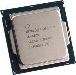 cpu s-1151 core-i5-6600 box